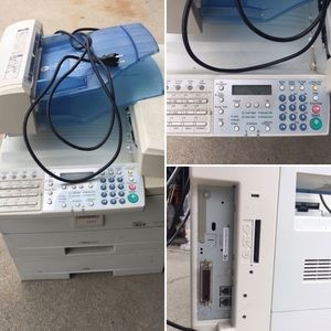 Other - Used LANIER LF311 Printer-Fax-Copy